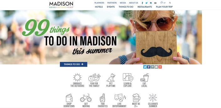 Image courtesy VisitMadison.com