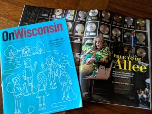 On Wisconsin Magazine, Spring 2019